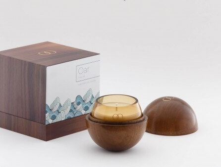 Only Orb teak refillable OM!