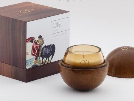 Only Orb teak refillable OLE!