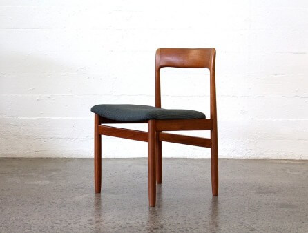 Erling Torvits dining chairs