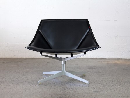 Jehs and Laub Space chair (fabric)