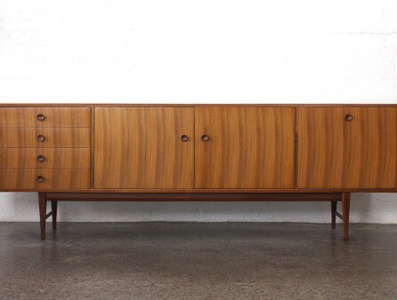 Meredew sideboard in rich walnut